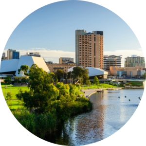 South Australia, Adelaide office contact details