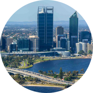 Western Australia, Perth office contact details