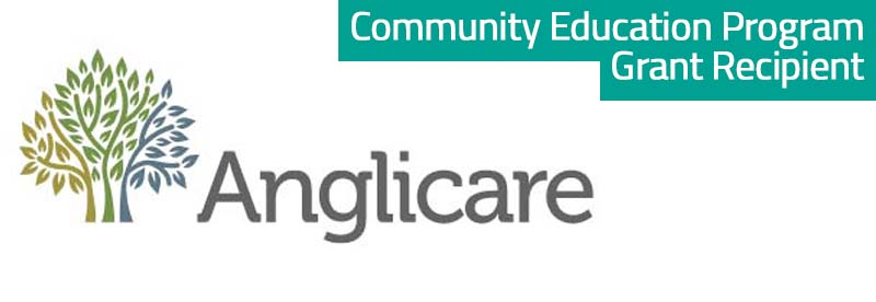 Anglicare - Community Education Program Grant Recipient