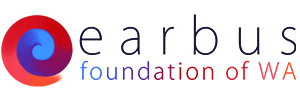 earbus foundation of WA logo
