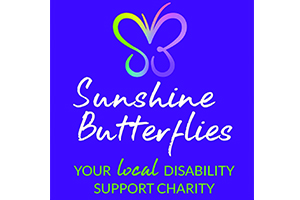 sunshine butterflies logo
